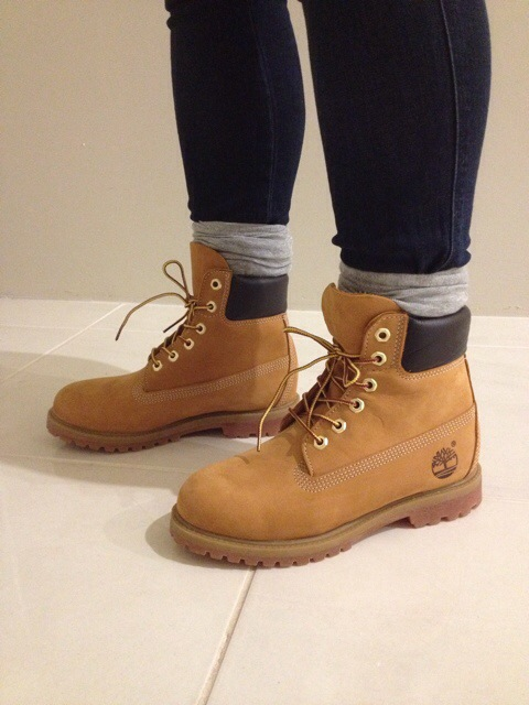 new timberlands
